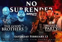 Good Brothers to defend IMPACT Tag Titles at No Surrender
