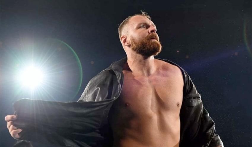 Jon Moxley appears at NJPW Strong and attacks KENTA