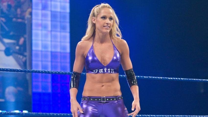 Michelle McCool tests positive for COVID-19