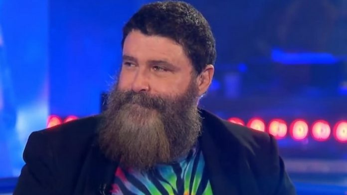 Mick Foley provides an update on testing positive for COVID-19