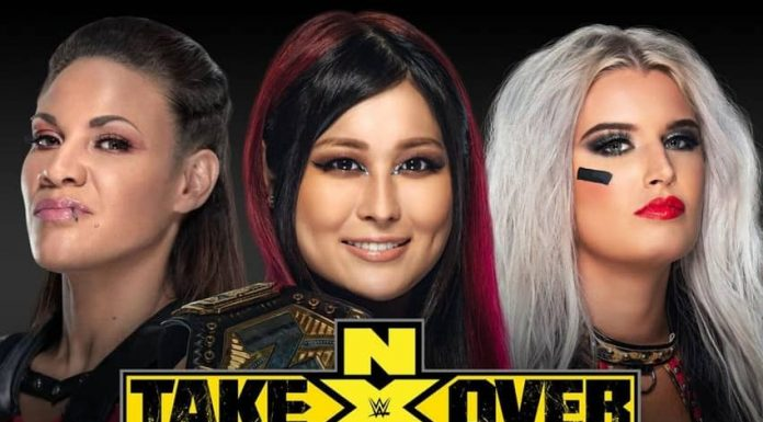 NXT Women's Triple Threat Match announced for TakeOver