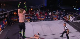 Nick Jackson suffers leg contusion during tag match on Dynamite