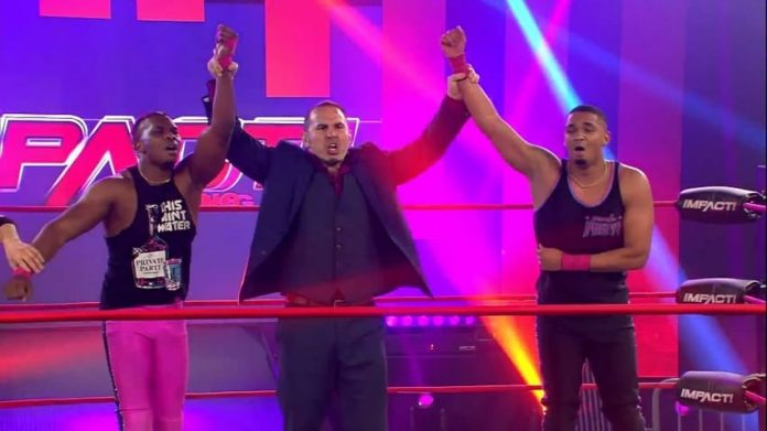 Private Party becomes #1 contenders for the IMPACT World Tag Team Titles