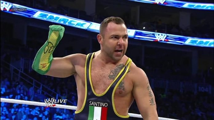 Santino Marella reveals he and his wife are expecting