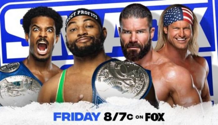 Championship Matches announced for next week's SmackDown