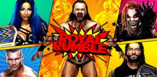 First two entrants for Sunday's Men's Royal Rumble announced