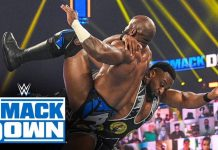 WWE SmackDown Overnight Ratings: January 22