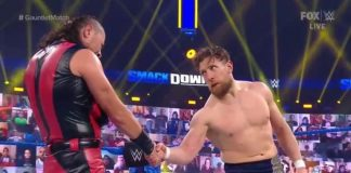WWE SmackDown Overnight Ratings 1-8-21