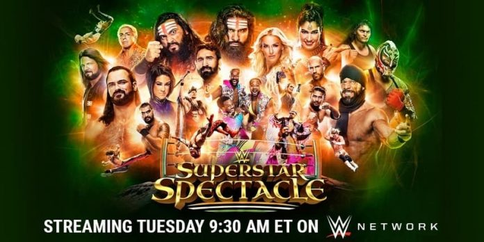 WWE Superstar Spectacle to air on WWE Network
