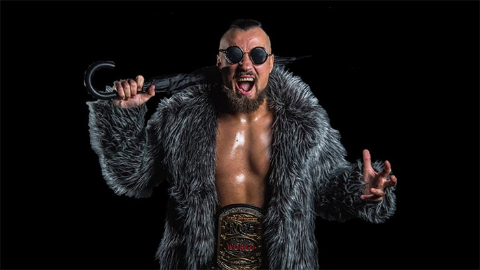 Marty Scurll and ROH part ways