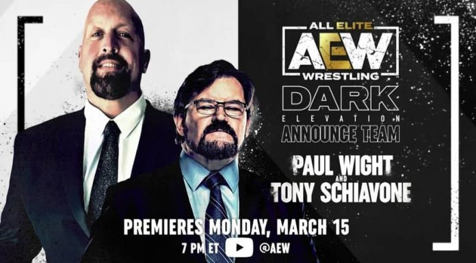 Paul Wight to debut on AEW Dynamite next week