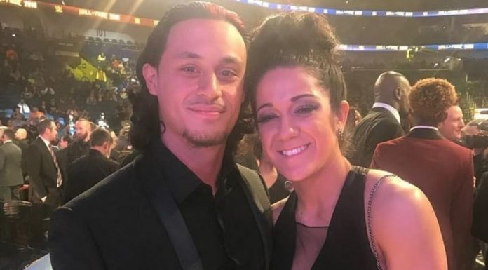 Aaron Solow and Bayley call off their engagement