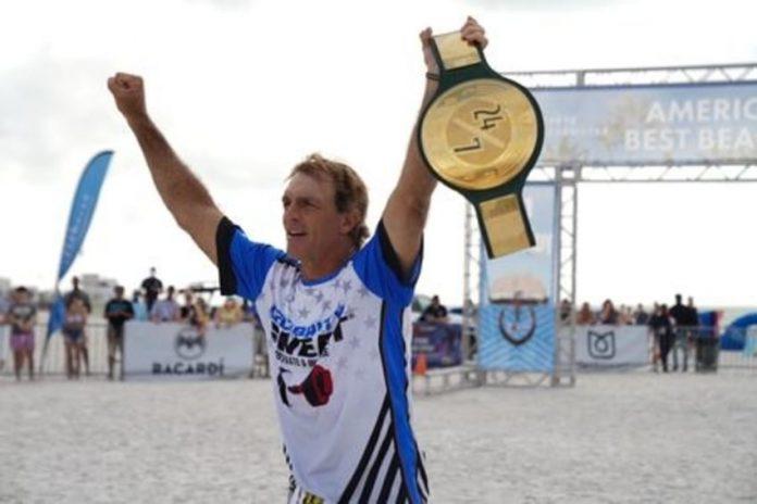 Doug Flutie wins the WWE 24/7 Championship