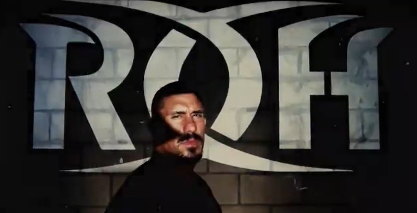 EC3 comments on his recent signing with ROH