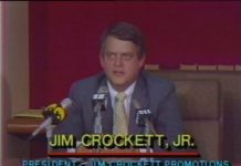 """Jim Crockett Jr. said to be in """"Grave Condition"""""""