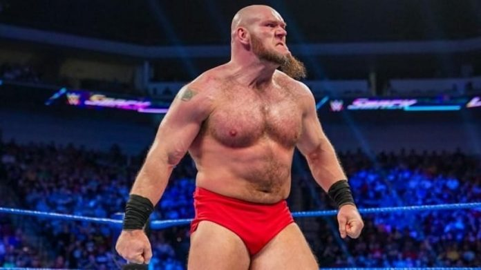 Lars Sullivan says he is likely done with professional wrestling