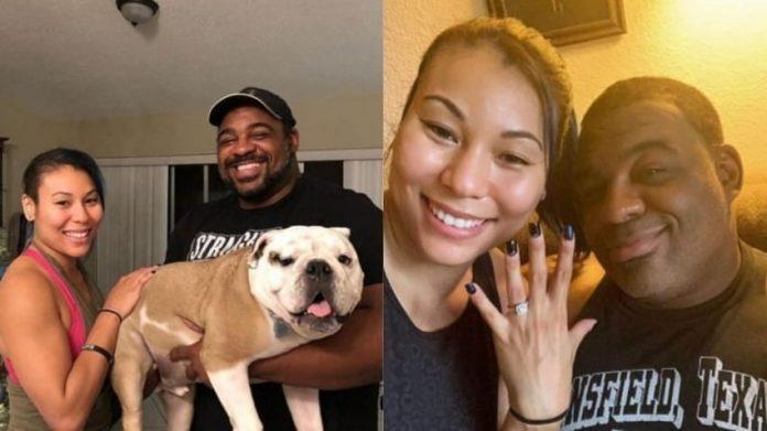 Mia Kim (aka Reckoning) and Keith Lee get engaged