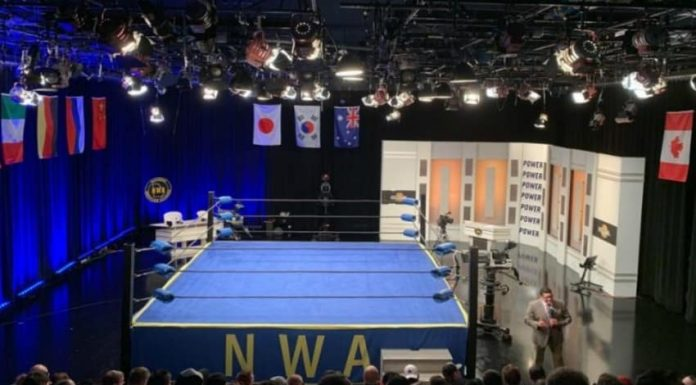 NWA reportedly holding television tapings in March