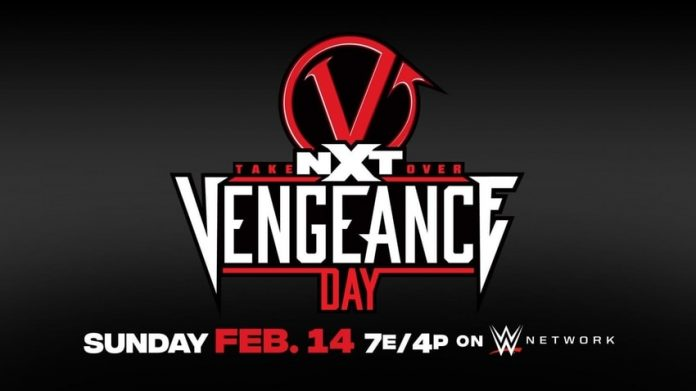 NXT Vengeance Day February 14