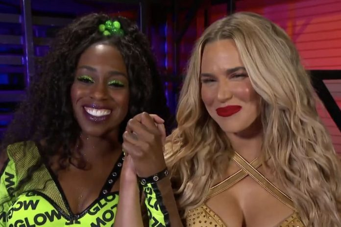 Naomi and Lana new #1 contenders for Women's Tag Titles