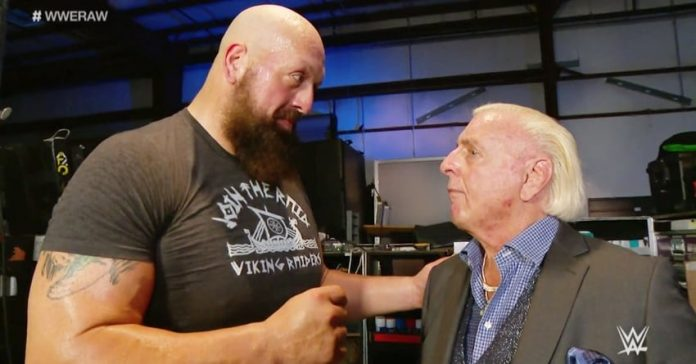 Ric Flair comments on Big Show signing with AEW