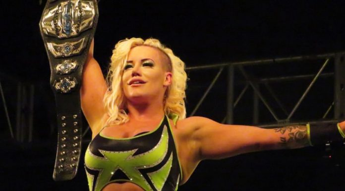 Taya Valkyrie reportedly at WWE Performance Center