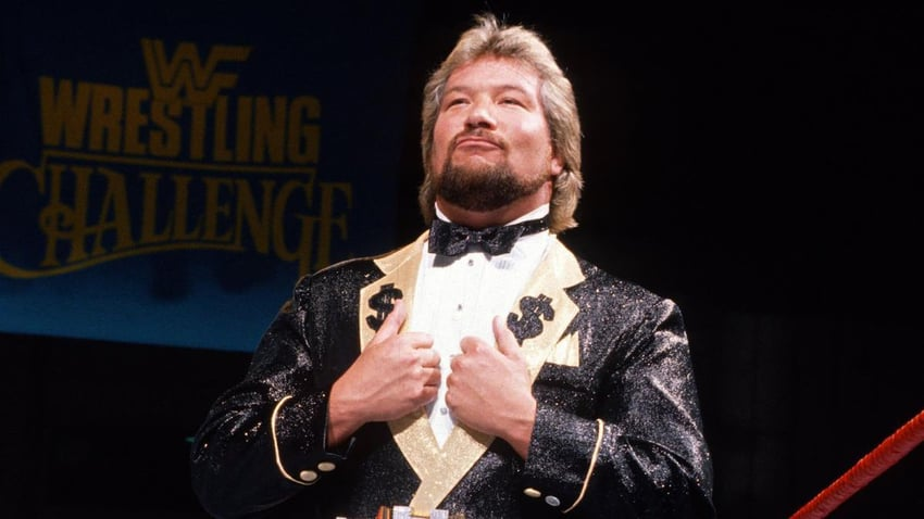 Ted DiBiase scheduled for WrestleCon 2021