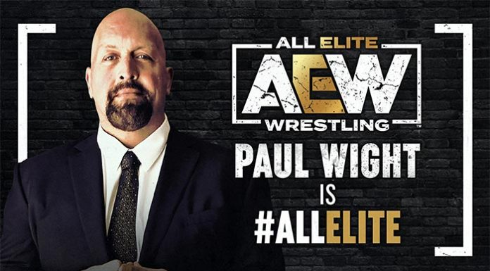Paul Wight joins AEW