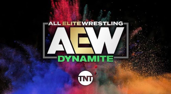 Dynamite episodes outside of Jacksonville postponed due to COVID-19