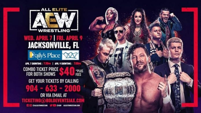AEW to hold first ever house show