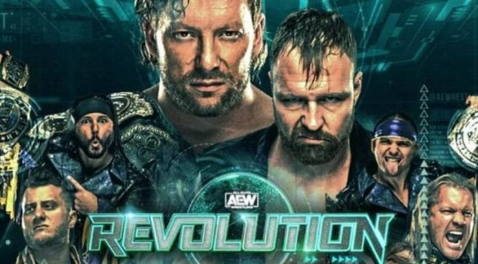 Rules announced for Exploding Barbed Wire Death Match at Revolution