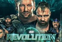AEW Revolution this Sunday in select Cinemark Theaters