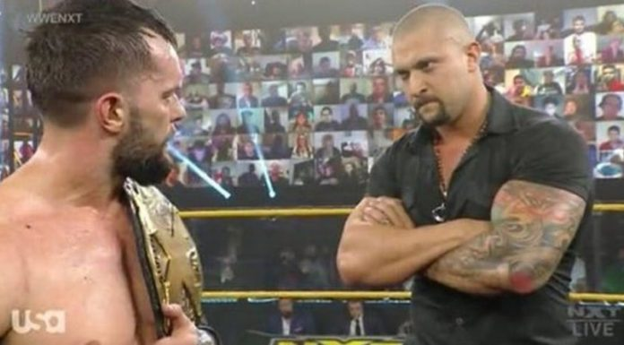 NXT Title Match announced for NXT TakeOver: Stand and Deliver