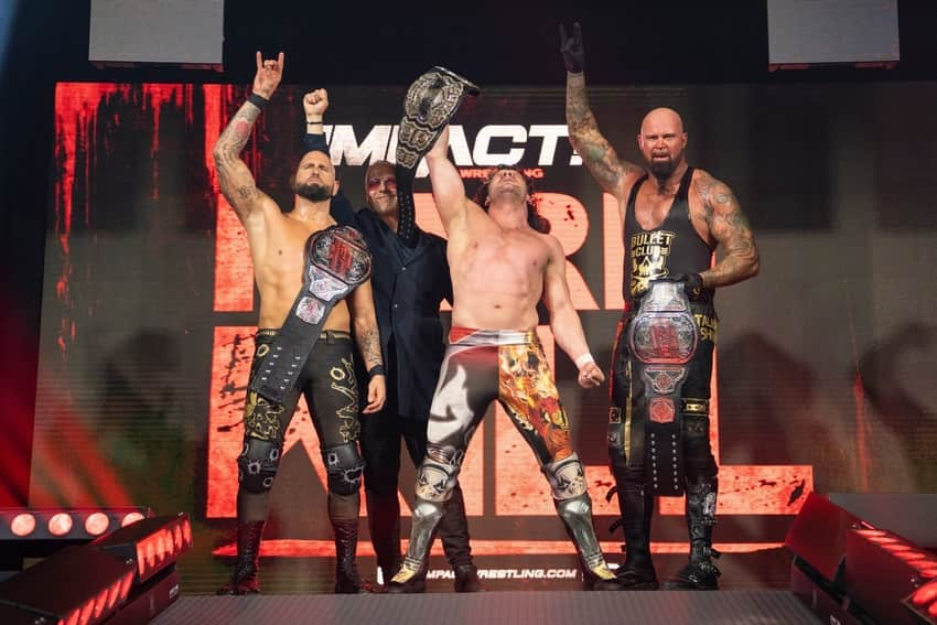 IMPACT Hard To Kill PPV buy-rate second highest since 2014