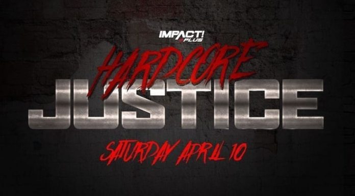 Hardcore Justice announced for same day as WrestleMania 37