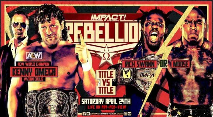 Huge Title Match set for IMPACT Sacrifice