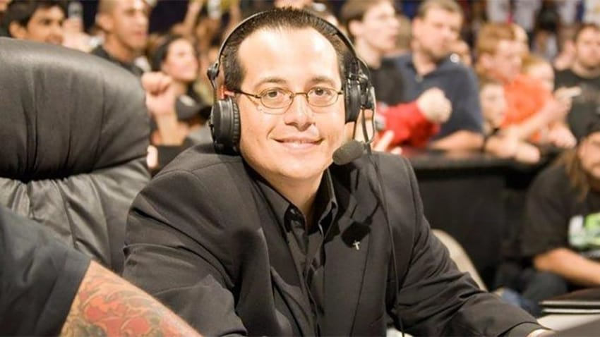 Joey Styles files to trademark his stage name