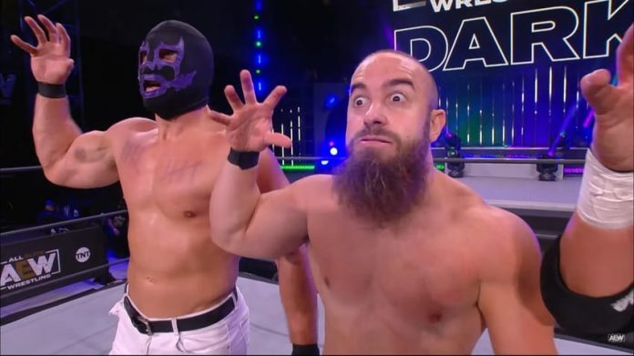 John Silver confirms he dislocated his shoulder on Dynamite