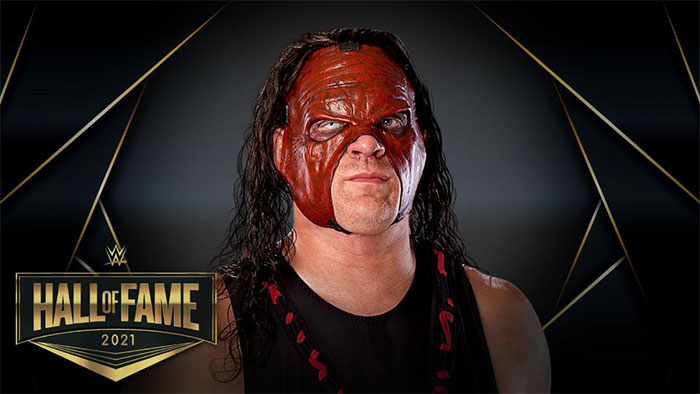 Kane to be inducted into the WWE Hall of Fame