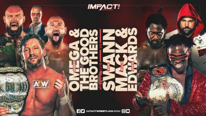 Kenny Omega to wrestle on April 8 IMPACT in 6-man tag
