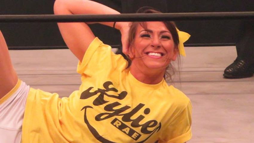 Kylie Rae is returning to the ring this summer