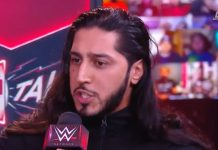 Mustafa Ali reveals he is wrestling with a torn PCL
