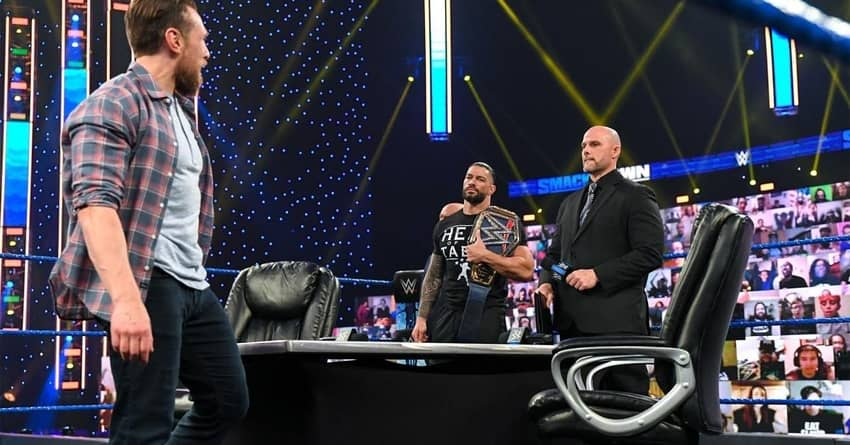 WWE SmackDown Overnight Ratings: March 12, 2021