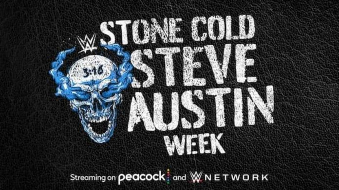 """""""Stone Cold"""" Steve Austin Week on WWE Network and Peacock"""