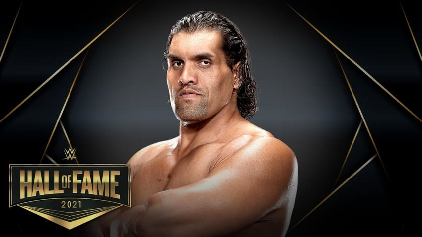 The Great Khali to be inducted into WWE Hall of Fame