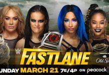 WWE Women's Tag Team Match announced for Fastlane