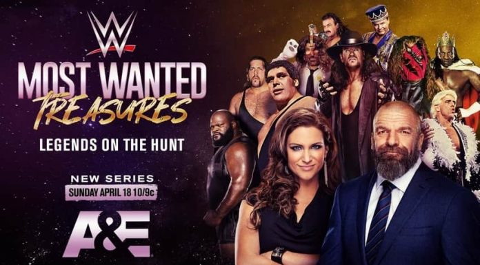 First trailer released for WWE's Most Wanted Treasures
