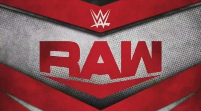 Match and contract signing set for this Monday's Raw