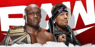 WWE Title Match announced for tonight's Raw