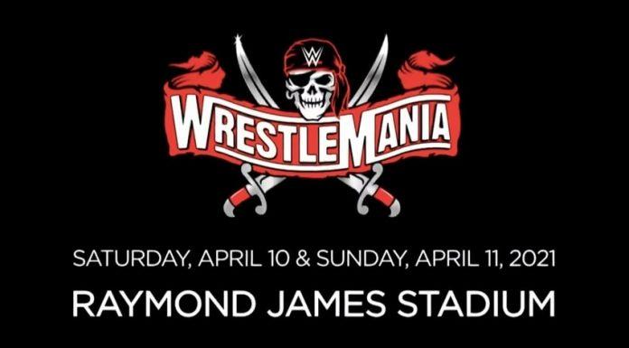 Updated WWE WrestleMania 37 card